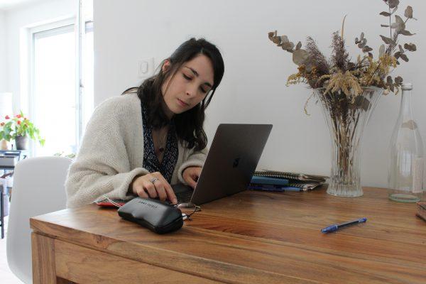La belle histoire de Camille : écrivaine et freelance en transformation digitale